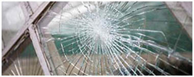 Spennymoor Smashed Glass